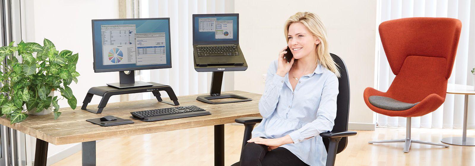 Czy Twoje stanowisko pracy jest ergonomiczne?