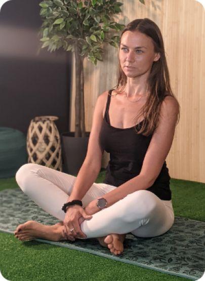 Zadbaj o swój kręgosłup. <br />Przerwa z jogą.
